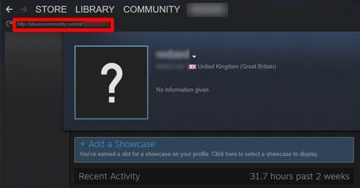 How do I locate my Steam ID? | [YGWP] Gaming Community